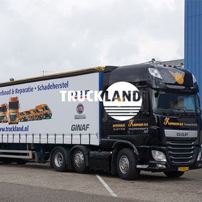 Truckland Case