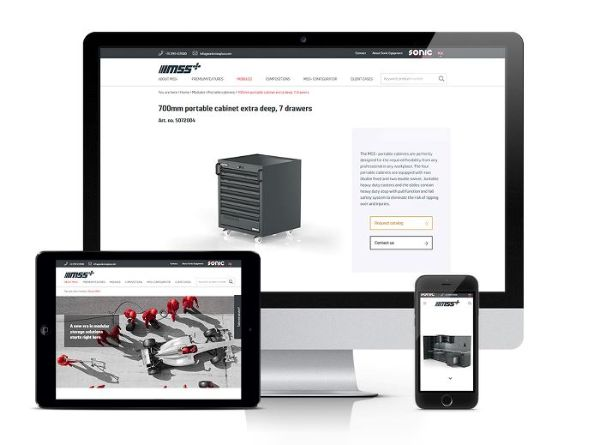 sonice equipment online platform