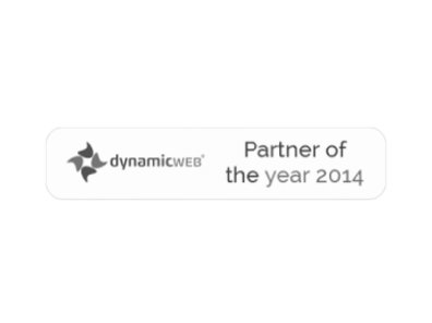 Dynamic Web Partner of the Year 2014
